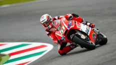 Michele Pirro, Ducati Test Team, Mugello FP2
