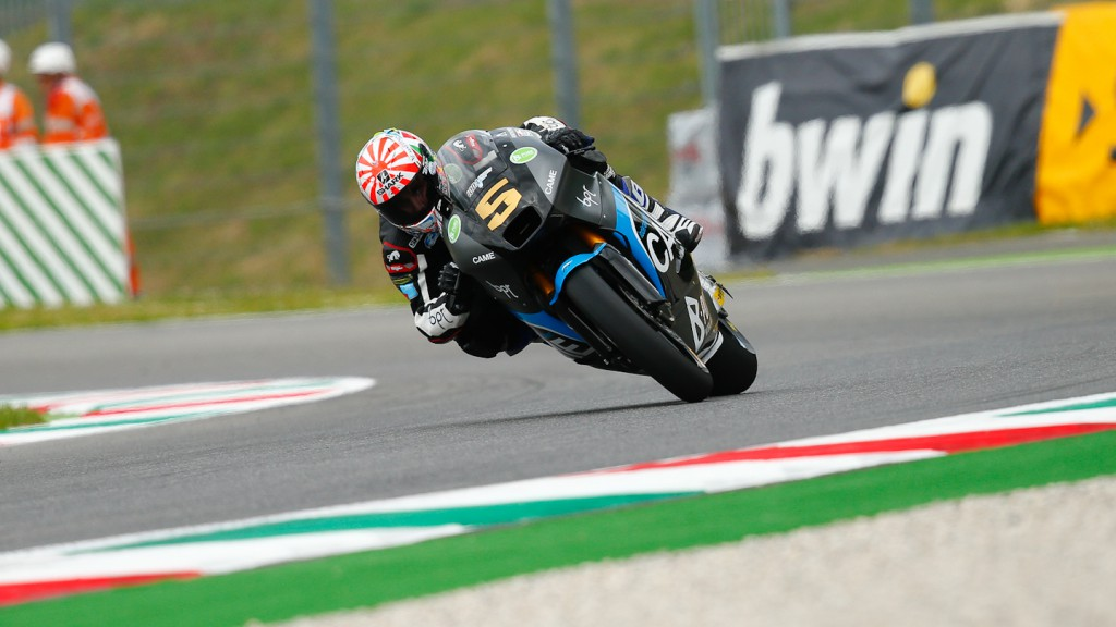 Johann Zarco, Came IodaRacing Project, Mugello FP2