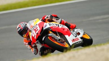 Marc Marquez, Repsol Honda Team, Mugello FP1