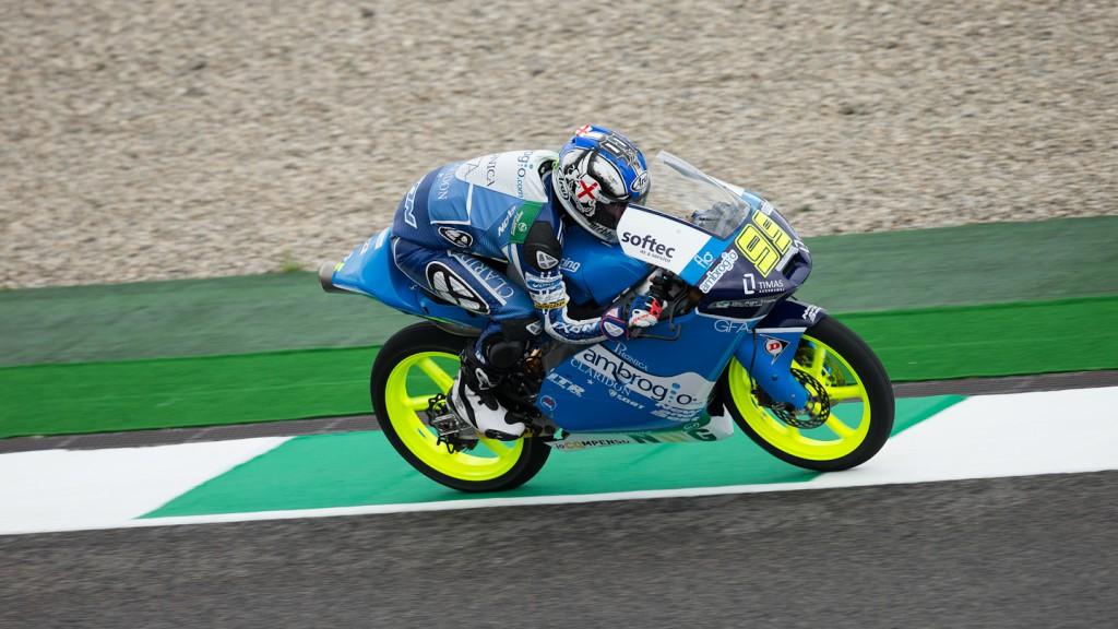 Moto3 Mugello FP2