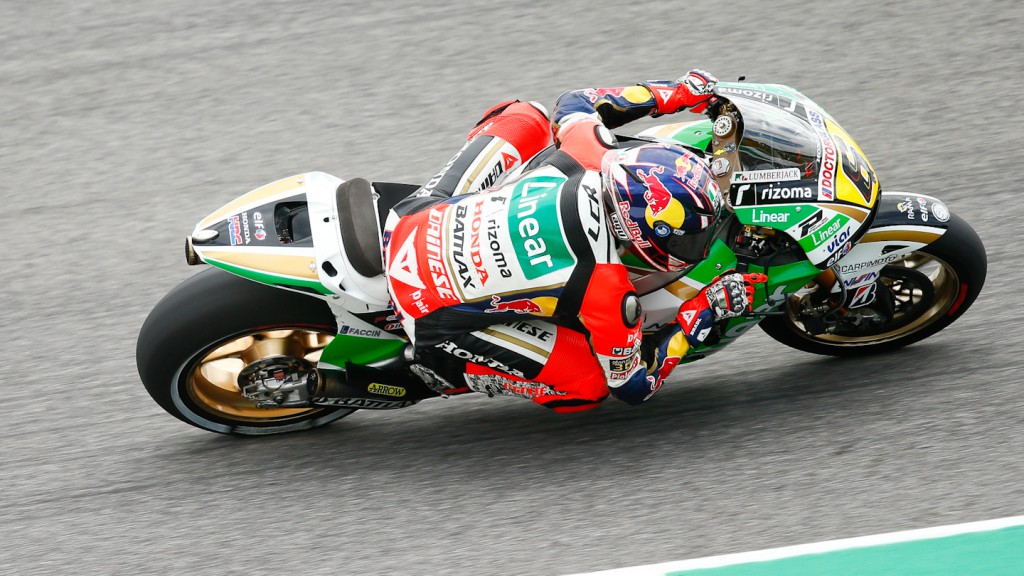 Stefan Bradl. LCR Honda MotoGP