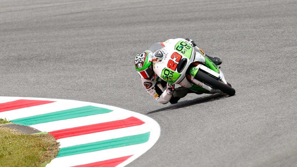 Antonelli Niccoló, GO&FUN Gresini Moto3, Mugello QP