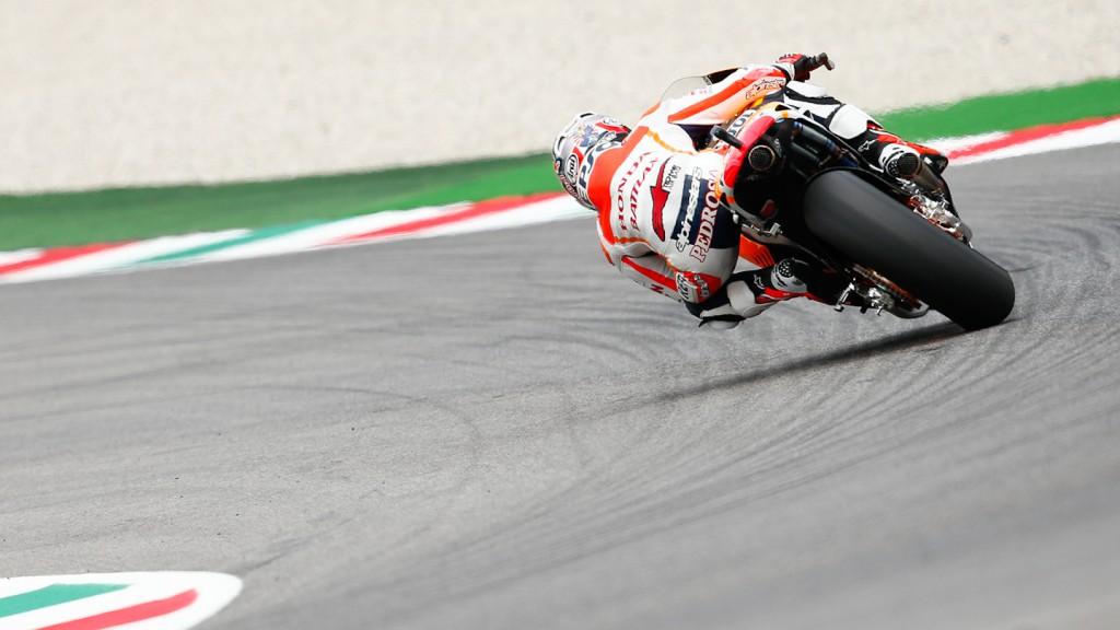 Dani Pedrosa, Repsol Honda Team, Mugello FP3