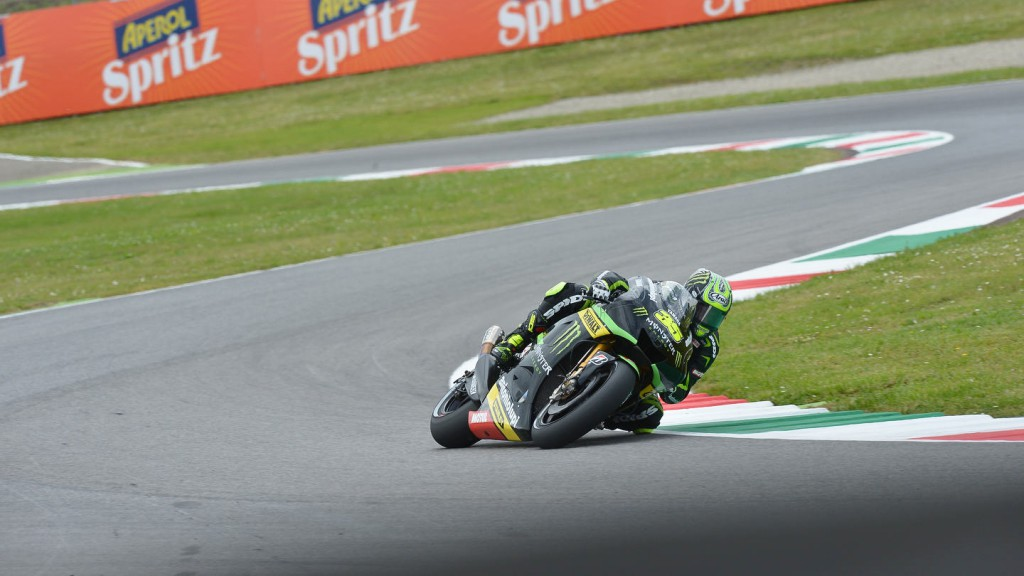 Cal Crutchlow, Monster Yamaha Tech 3, Mugello Q2