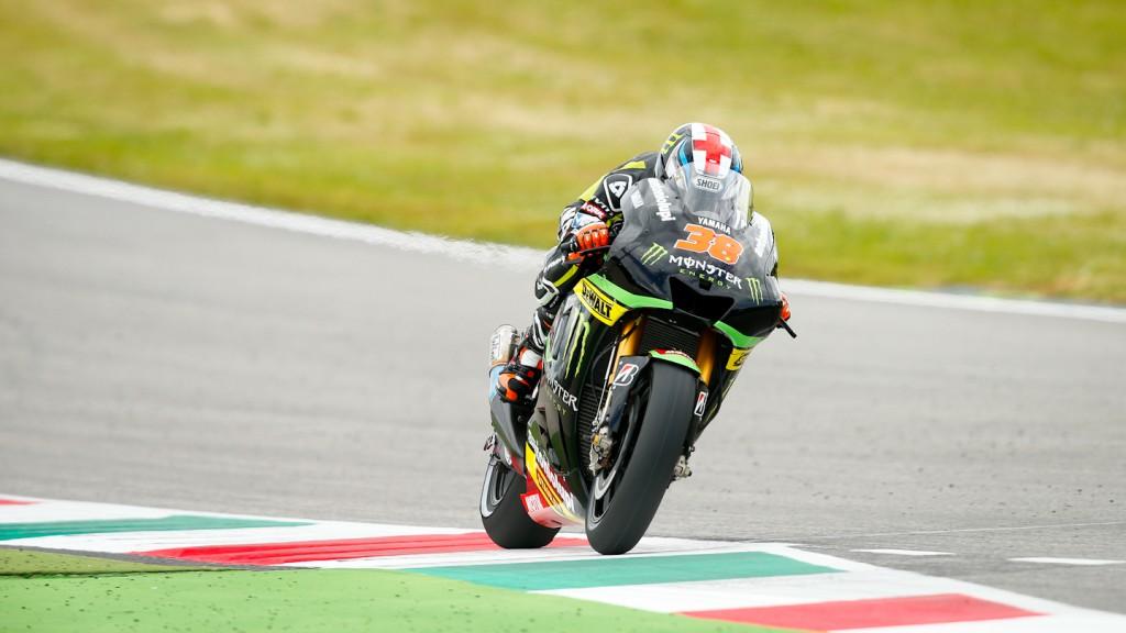 Bradley Smith, Monster Yamaha Tech 3, Mugello Q2