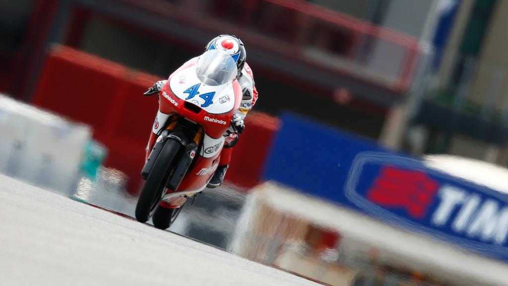 Miguel Oliveira, Mahindra Racing, Mugello QP