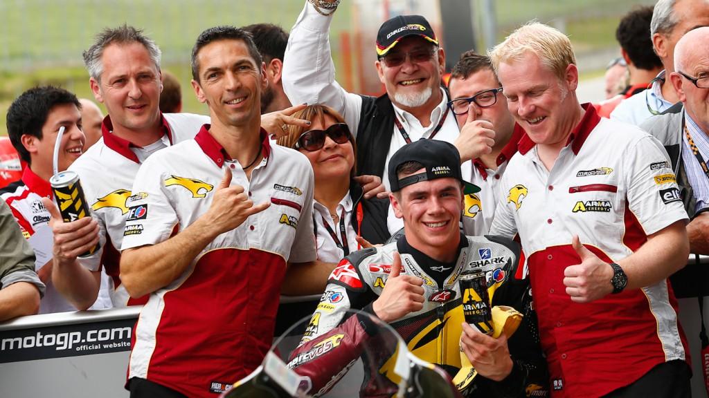 Scott Redding, Marc VDS Racing Team, Mugello QP