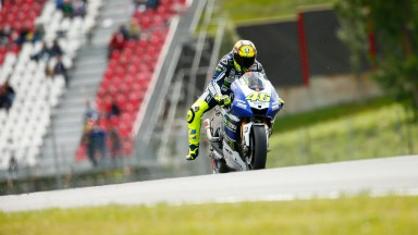 Valentino Rossi, Yamaha Factory Racing, Mugello Q2