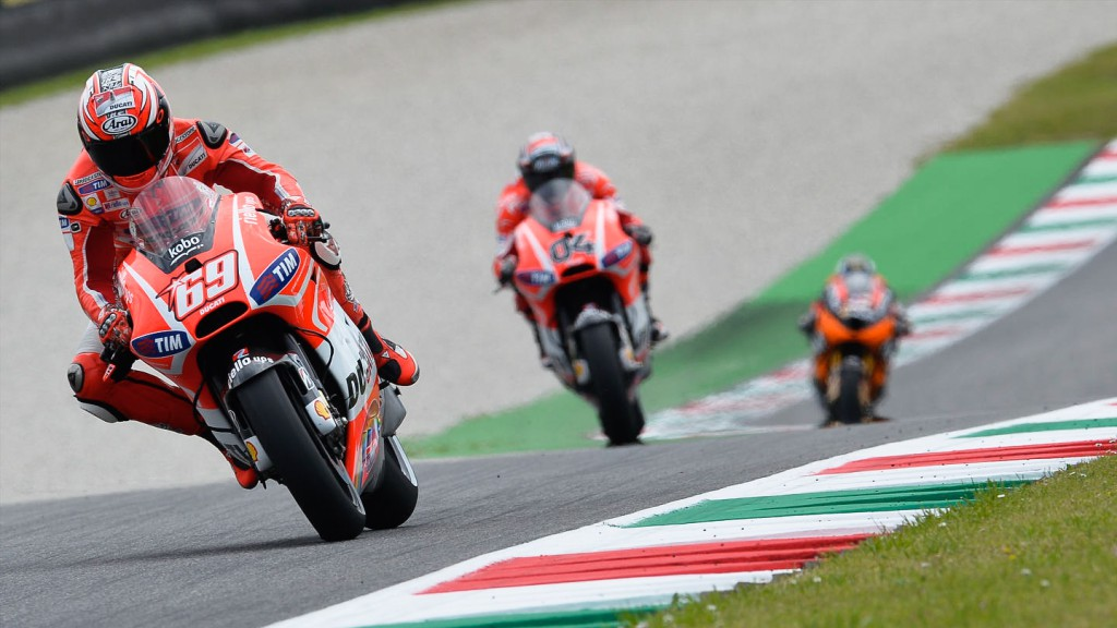 Nicky Hayden, Ducati Team, Mugello Q2