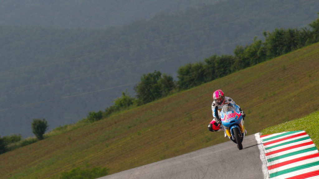 Ana Carrasco, Team Calvo, Mugello QP