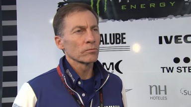 Lin Jarvis, Managing Director, yamaha Factory Racing
