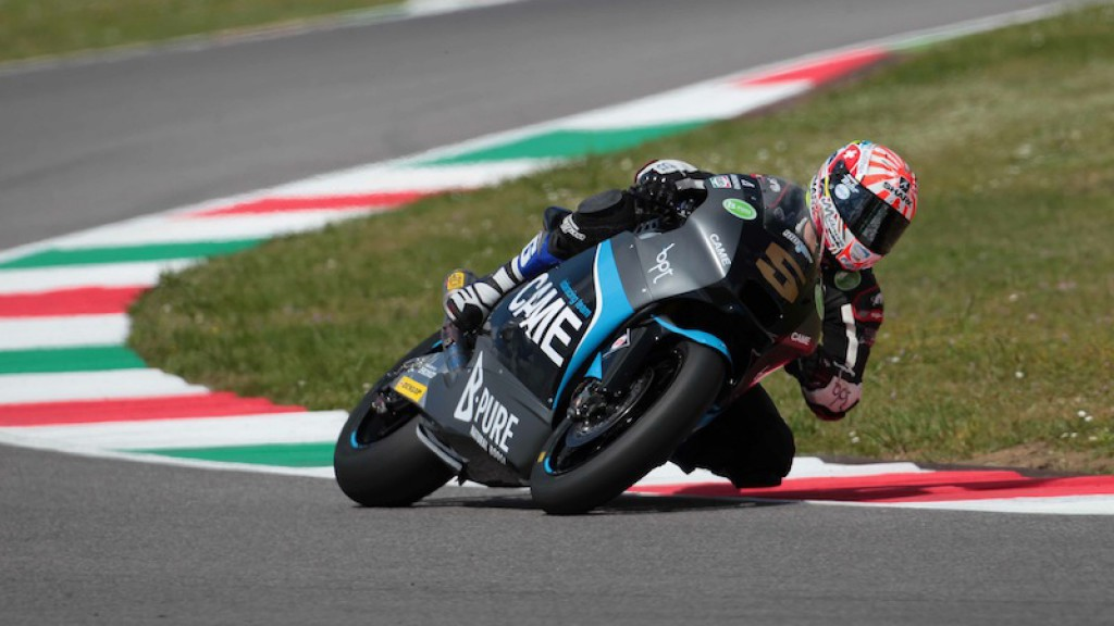 Johann Zarco, Came IodaRacing Project, Mugello QP