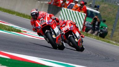 Andrea Dovizioso, Ducati Team, Mugello RAC