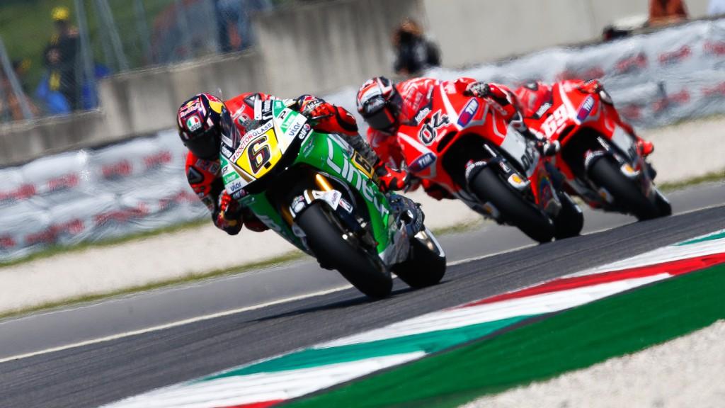Stefan Bradl, LCR Honda MotoGP, Mugello RAC