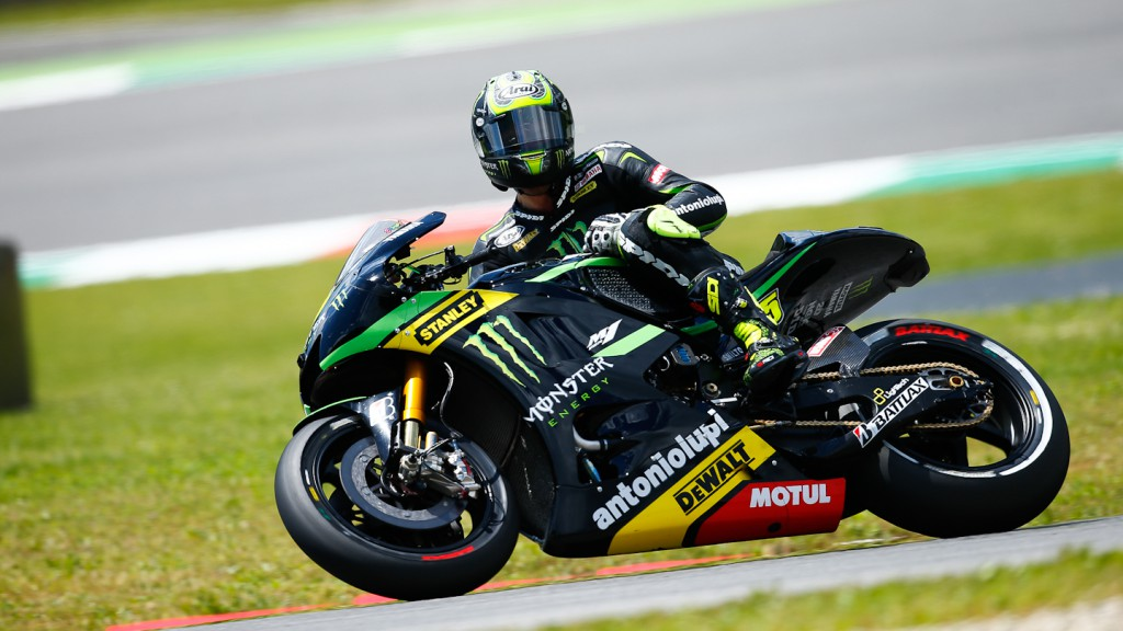 Cal Crutchlow, Monster Yamaha Tech 3, Mugello WUP