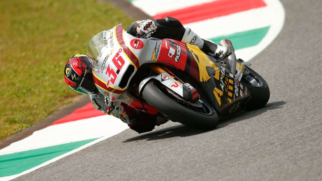 Mika Kallio, Marc VDS Racing Team, Mugello RAC