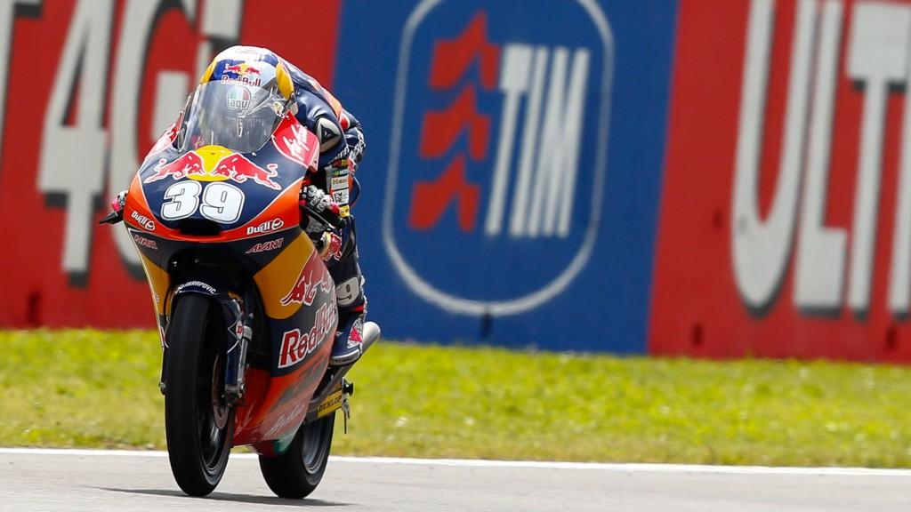 Luis Salom, Red Bull KTM AJo, Mugello RAC