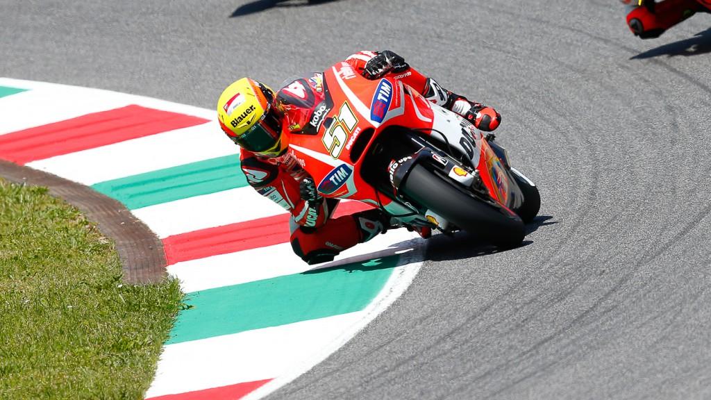 Michele Pirro, Ducati Test Team, Mugello RAC