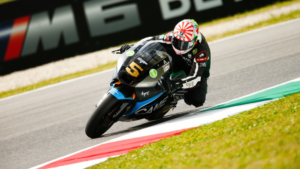 Johann Zarco, Came IodaRacing Project, Mugello RAC