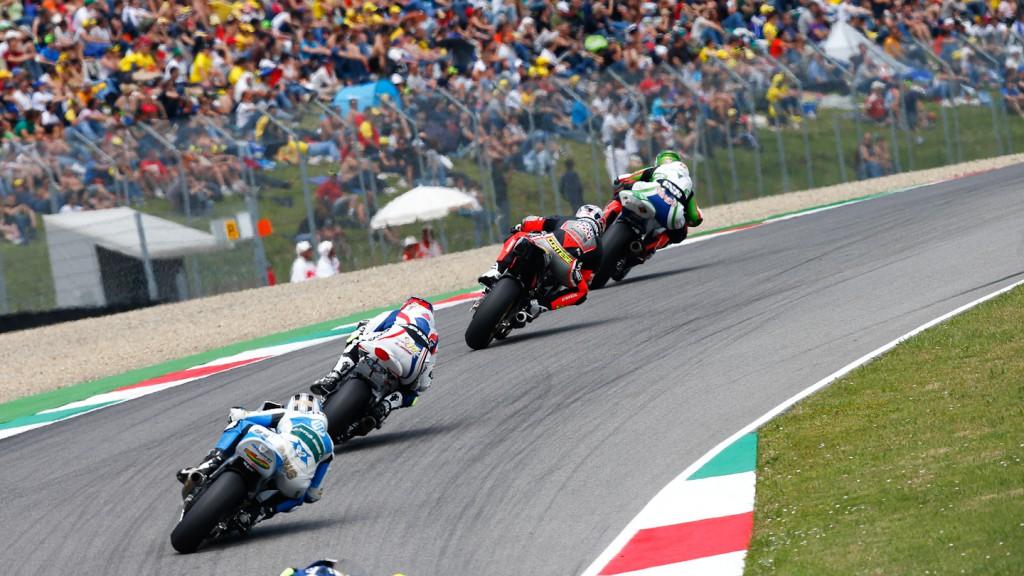 Moto2 Mugello RAC