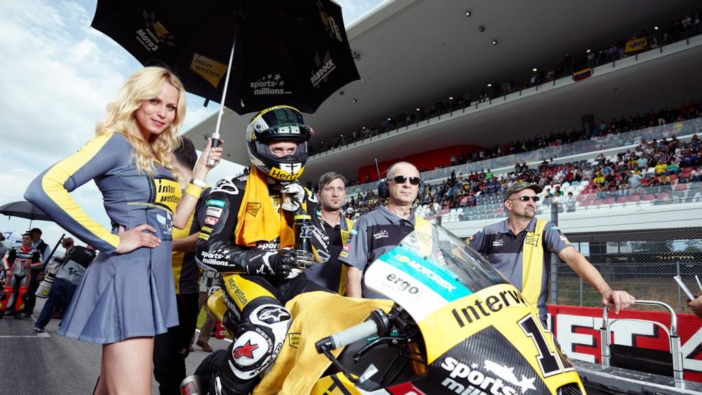 Thomas Luthi, Interwetten Paddock Moto2 Racing, Mugello RAC
