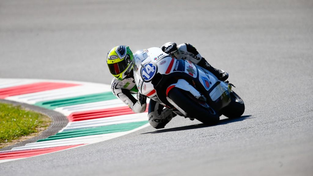 Wilairot Ratthapark, Thai Honda PTT Gresini Moto2, Mugello Test