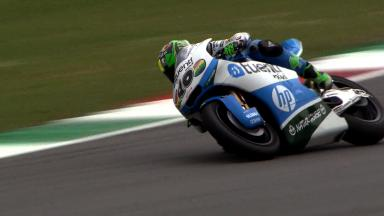 Highlights: Monday's Moto2™ test at Mugello