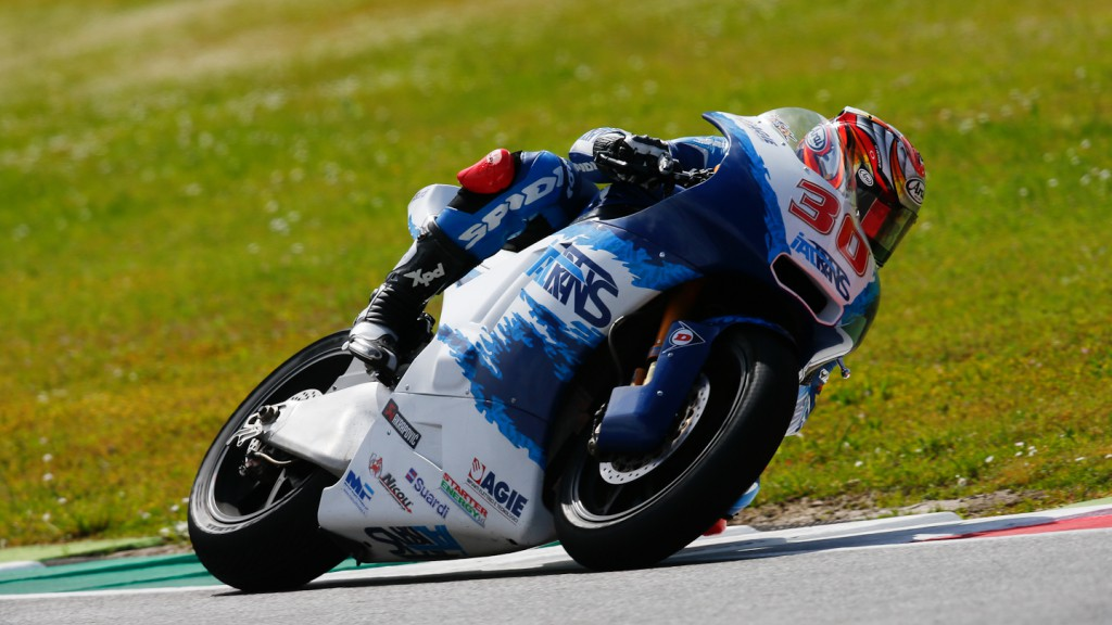 Takaaki Nakagami, Italtrans Racing Team, Mugello Test