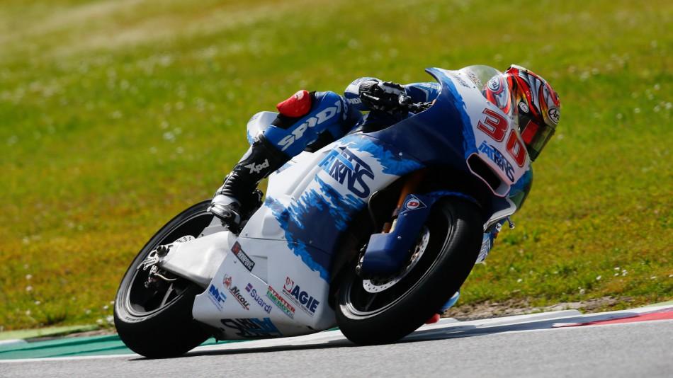 motogp.com · Takaaki Nakagami, Italtrans Racing Team, Mugello Test
