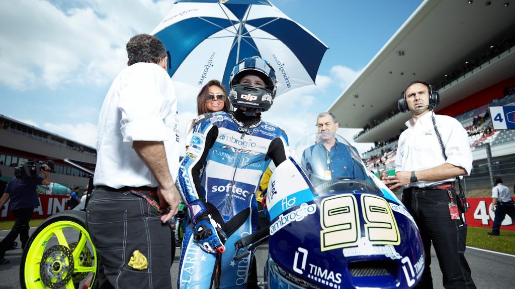 Danny Webb, Ambrogio Racing, Mugello RAC - © Copyright Alex Chailan & David Piolé