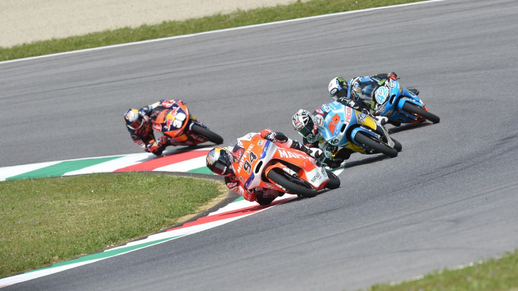 Jonas Folger, Mapfre Aspar Team Moto3, Mugello RAC