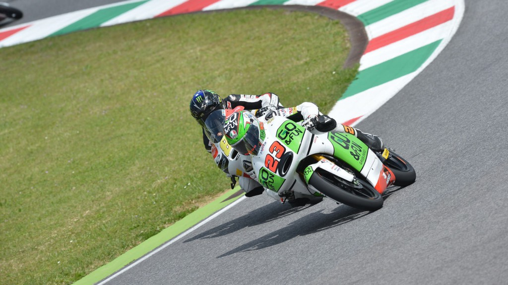 Moto3 Mugello RAC