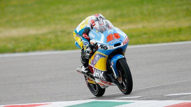 Maverick Viñales, Team Calvo, Mugello Test