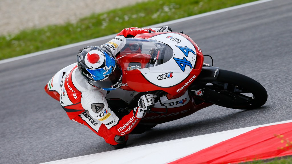 Miguel Oliveira, Mahindra Racing, Mugello Test