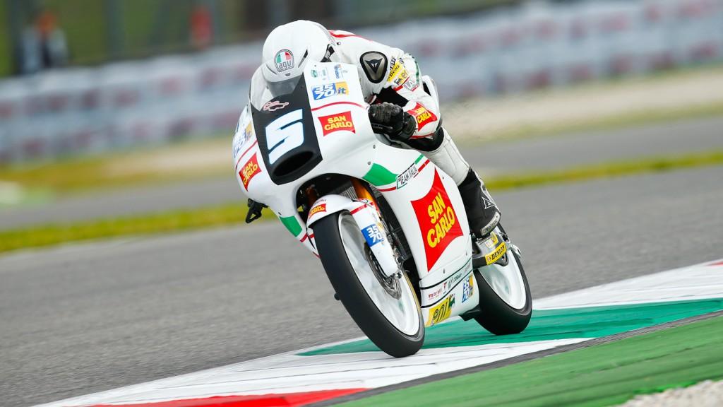 Romano Fenati, San Carlo Team Italia, Mugello