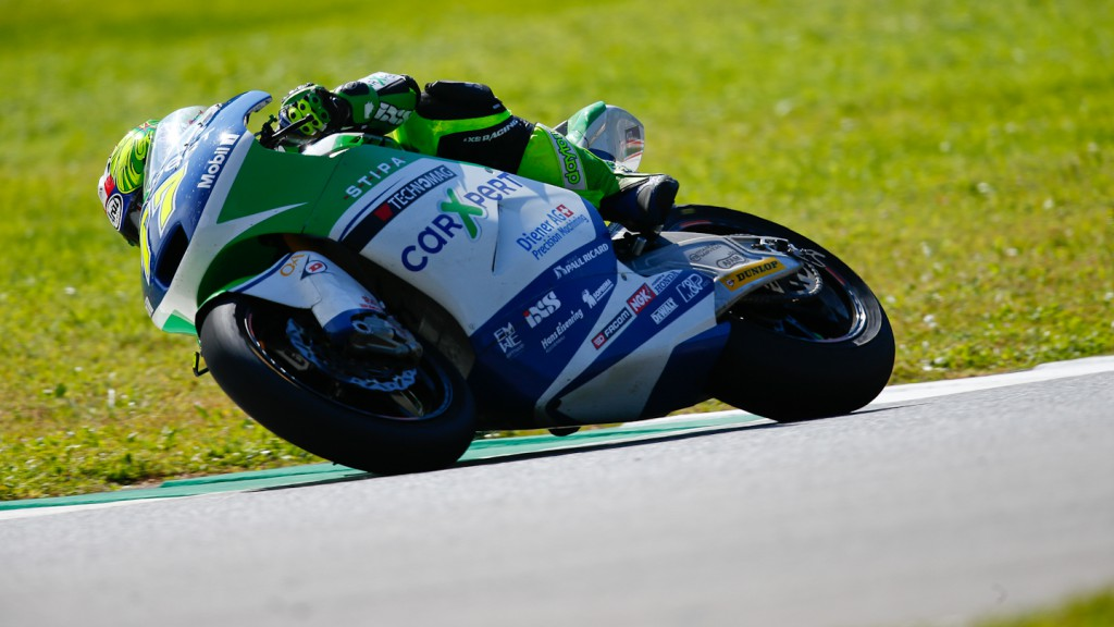Dominique Aegerter, Technomag carXpert, Mugello Test