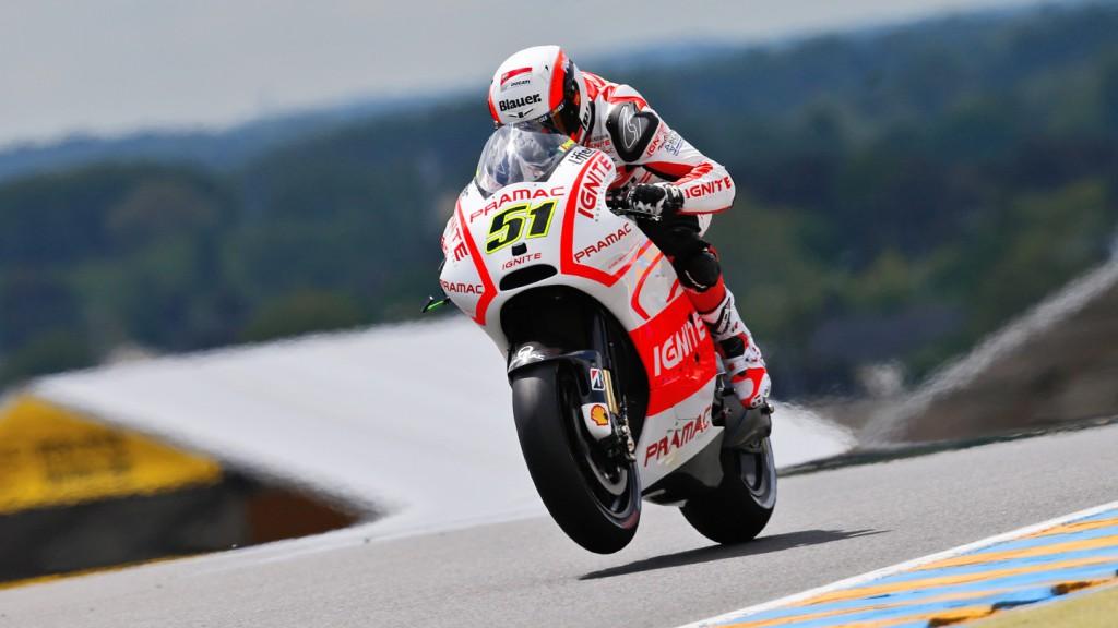 Michele Pirro, Pracam Racing Team