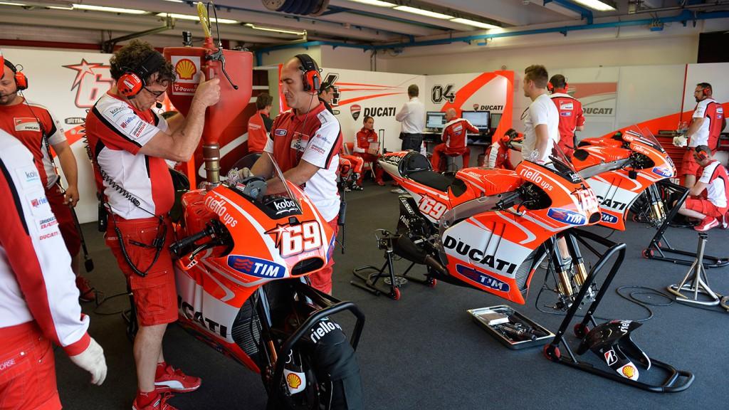 Ducati Team completes Mugello Post-GP test