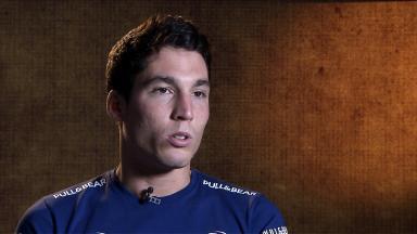 Catalunya 2013 – Aleix Espargaro interview