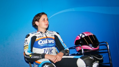 Ana Carrasco, Team Calvo