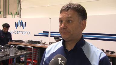 ExternPro's Trevor Morris on Moto2™ engine challenge