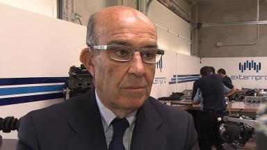 Dorna's Carmelo Ezpeleta on ExternPro engine project