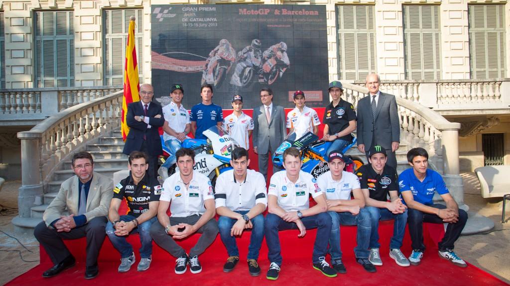 Gran Premi Aperol de Catalunya Presentation, Barcelona