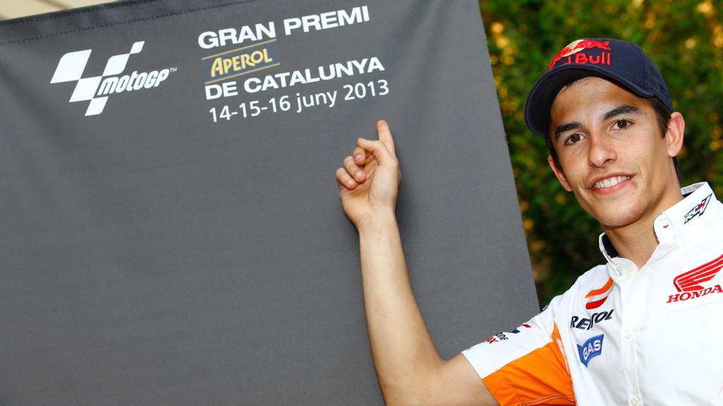 Marc Marquez, Gran Premi Aperol de Catalunya Presentation, Barcelona