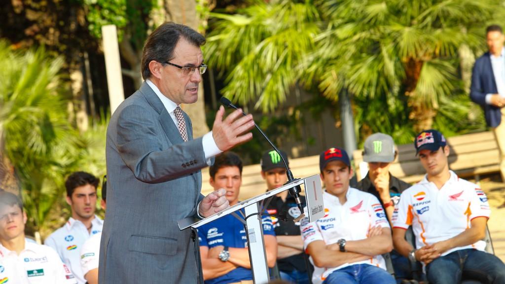 Artur Mas, President of Catalan Goverment
