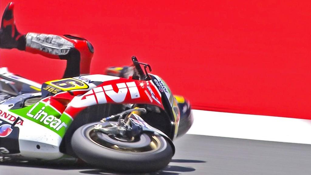 Stefan Bradl, LCR Honda MotoGP, Montmelo FP2