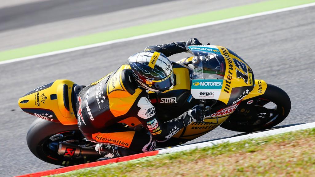 Moto2 Montmelo RAC