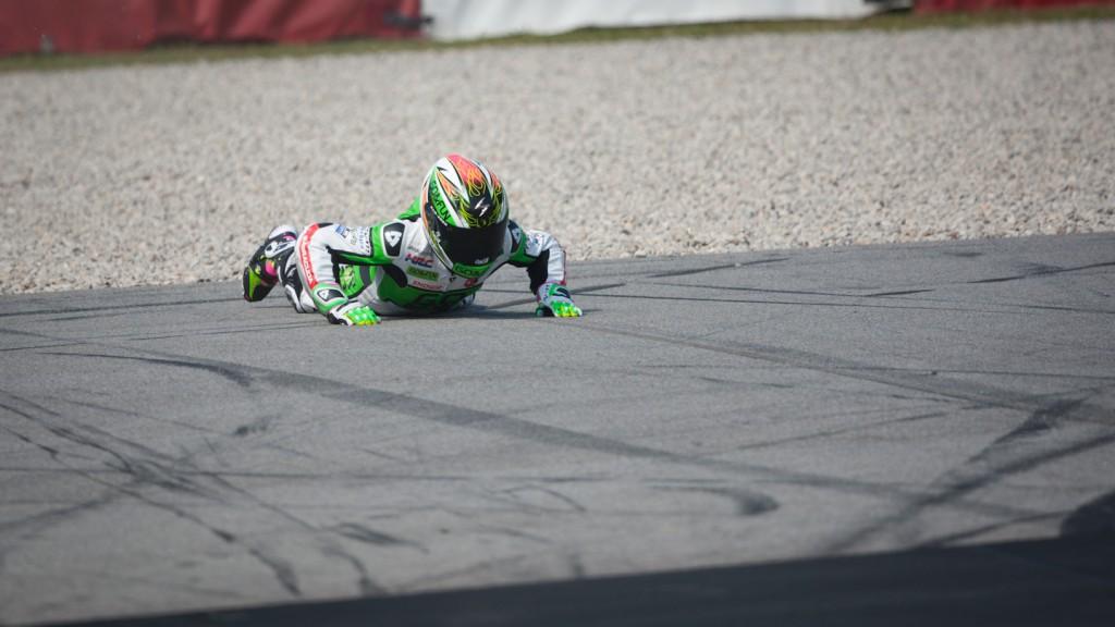 Alvaro Bautista, GO&FUN Honda Gresini, Montmelo FP1 - © @shooterbikes