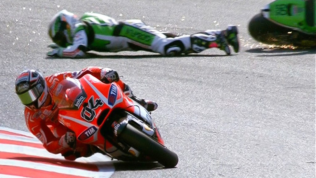 Alvaro Bautista, GO&FUN Honda Gresini, Montmelo FP1