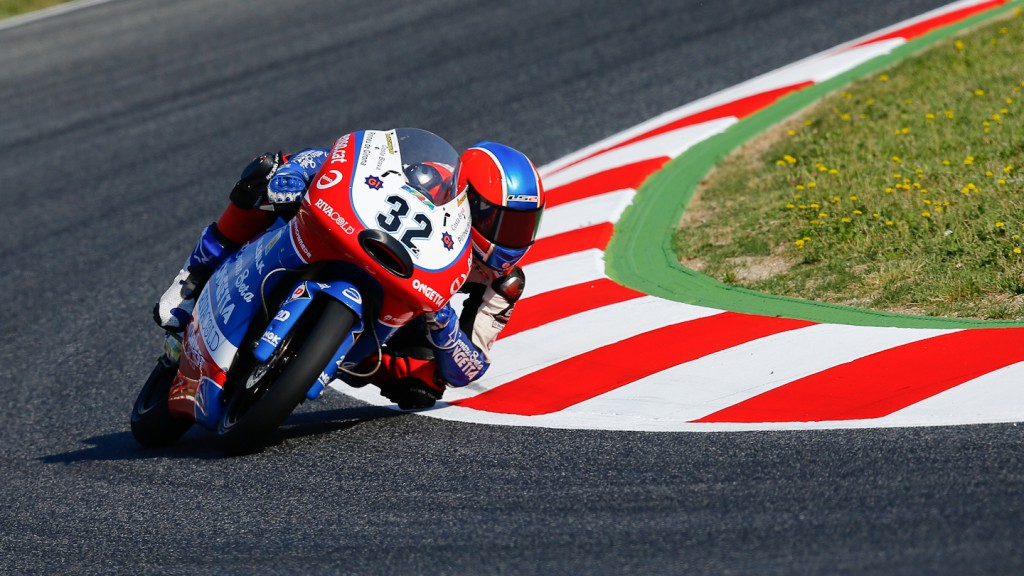Moto3 Montmelo FP2